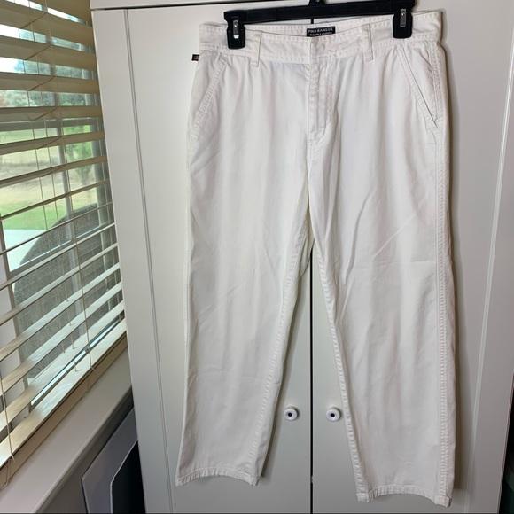Polo Jeans Co. Ralph Lauren Crop Jeans